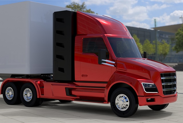 Daycabs, Vocational Trucks Are Priorities for Nikola