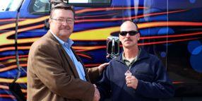 Houston Truck Driver Wins International ProStar