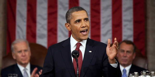 During his 2012 State of the Union address, Obama spoke about the importance of infrastructure, noting that in the past,