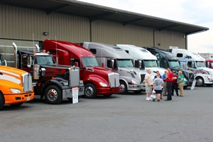 Truck Enterprises is celebrating its 50th Anniversary, and it recently hosted an open house.