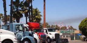 Draytech Summit Offers Glimpse of Port Trucking's Future