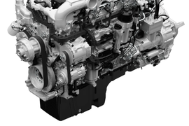Paccar Adds Drive Axle, Updates Engines