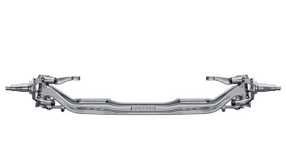 Peterbilt Offers Wide Steer Axle for Vocational Lineup