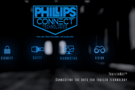 Phillips Offers Update on Ultimate Connected Smart Trailer