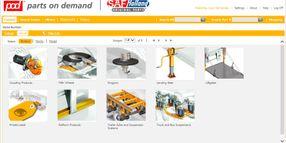 SAF Holland Launches Online Parts Catalog