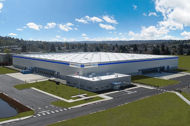 Paccar Parts Opens Larger Distribution Center