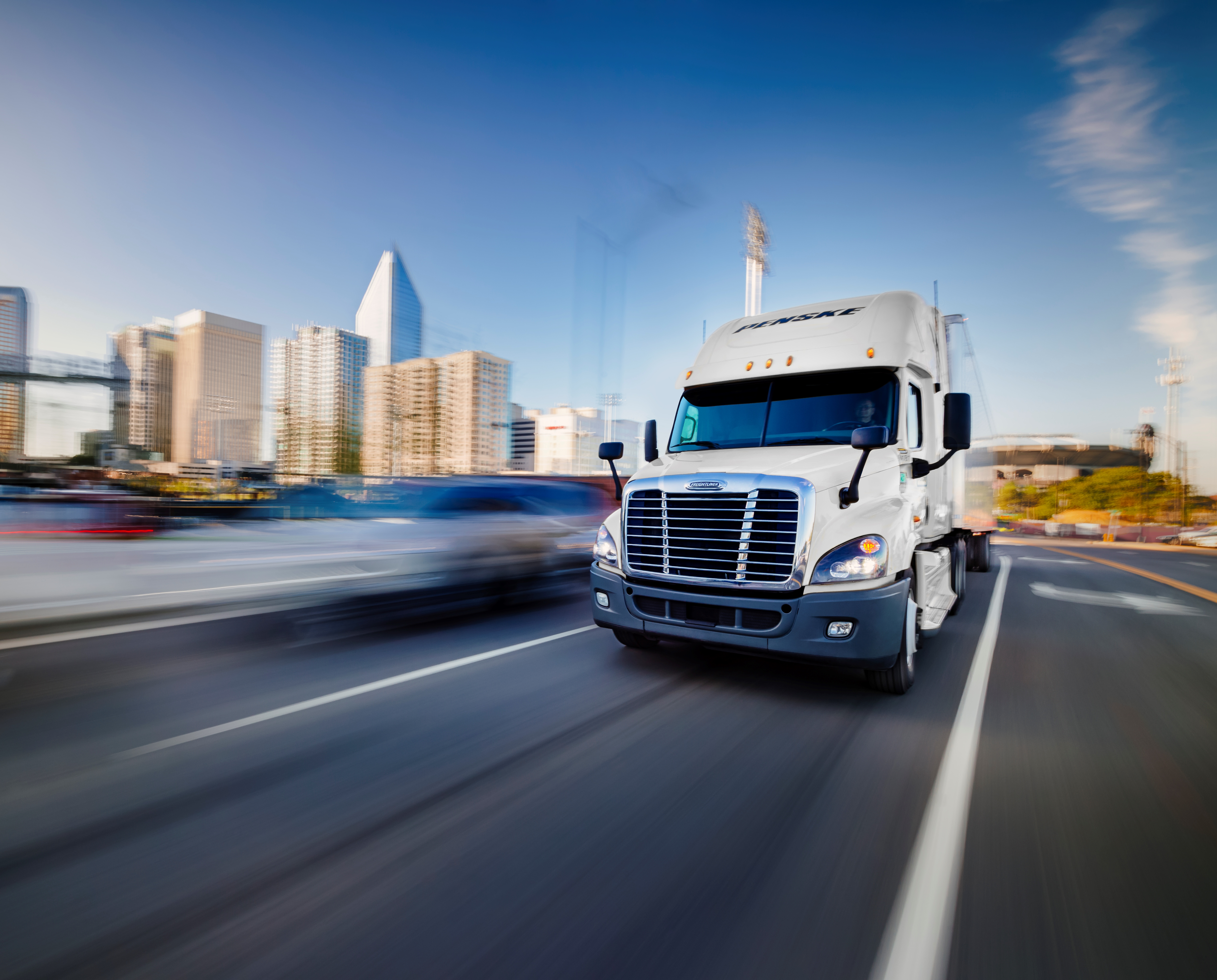 State of Logistics: Truck Drivers Sorely Wanted