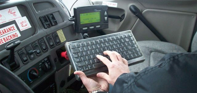 The safety committee recommended that the FMCSA take existing research as well as risks and benefits into account as it weighs the idea of prohibiting or limiting driver use of in-cab technologies while the truck is moving.