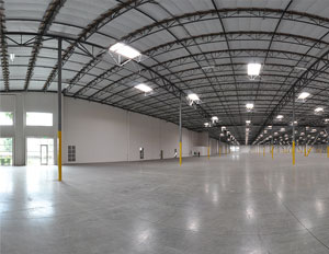 The new Redlands, Calif., Performance Team facility.