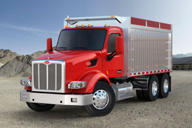 Peterbilt Offers Maxwell's Engine Start Module