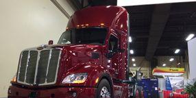 Peterbilt Adds Fuel-Efficient Day Cab