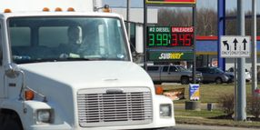 Diesel & Oil Prices Fall, Gasoline Squeaks Slightly Higher
