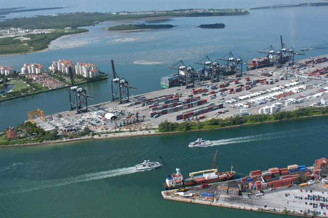 Florida Approves $150 Million in Seaport Improvements