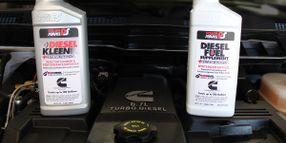 Cummins Endorses Two Fuel Additives