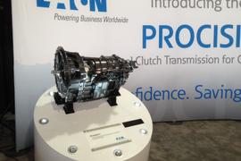 Eaton Stirs up Medium-Duty Market with Dual-Clutch Transmission