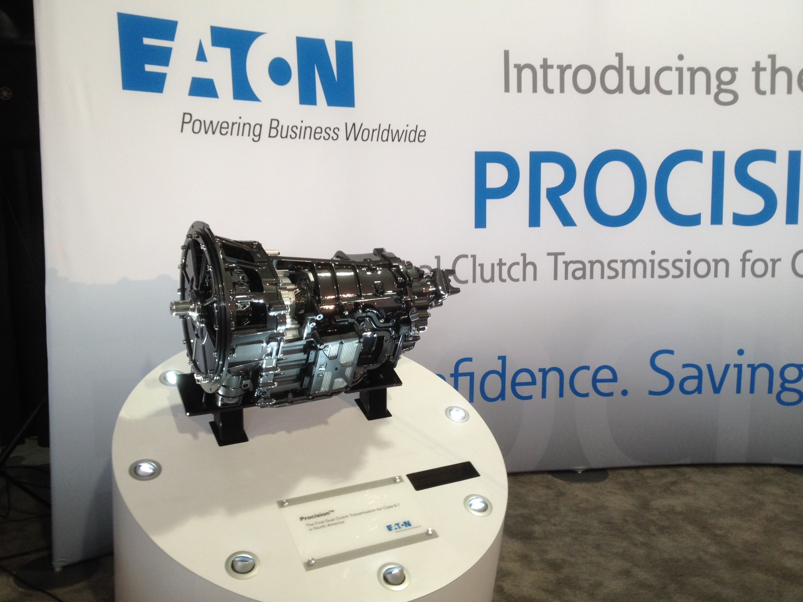 Eaton Stirs up Medium-Duty Market with Dual-Clutch Transmission