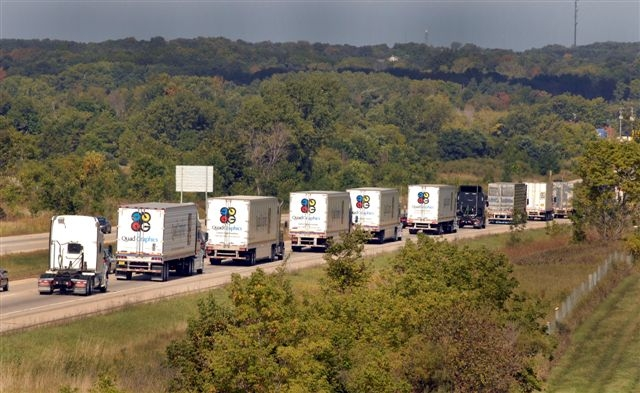 World's Largest Truck Convoy to Raise Funds for Special Olympics