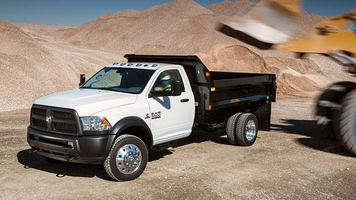 2015 Ram Chassis Cab Adds Max Speed Limiter