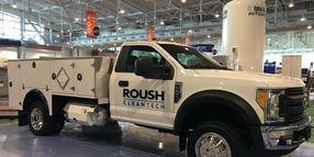 ROUSH CleanTech to Offer Medium-Duty Propane Autogas Tank