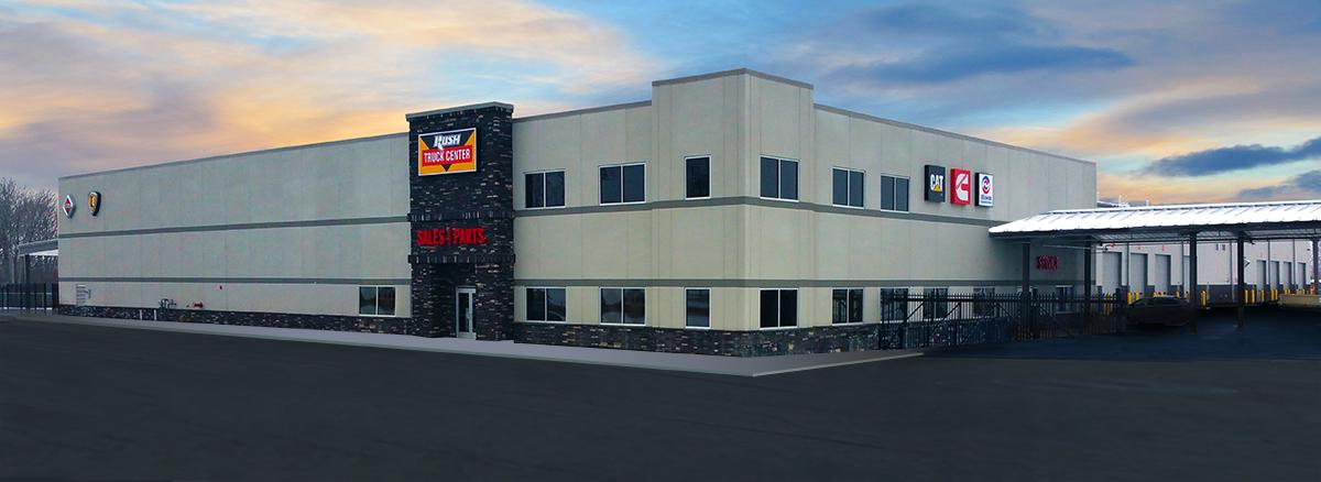 Rush Truck Centers Moves Northeast Ohio Facility