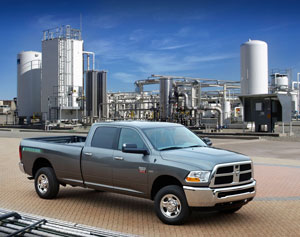 Ram Truck Dealers to Supply 19 States with Ram 2500 CNG-Powered Pickups
