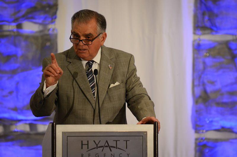 Ray LaHood Declares U.S. Highways 'One Big Pothole' at ALK Summit