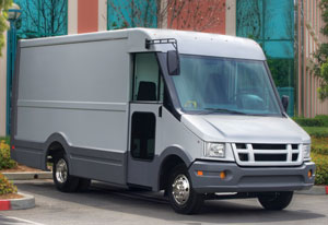 Utilimaster, Isuzu Begin Production of Lightweight, Aerodynamic Reach Walk-In Van