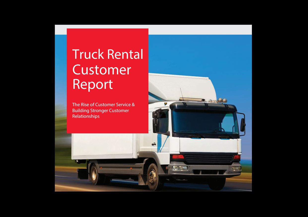 Customer Service, Technology Top Factors in Truck Rental Survey