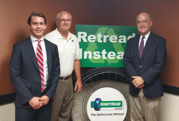 Marangoni Attacks Cheap Foreign Tires with 'Retread Instead' Campaign