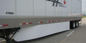 SAE Fuel Economy Tests Reveal Aero Device Performance