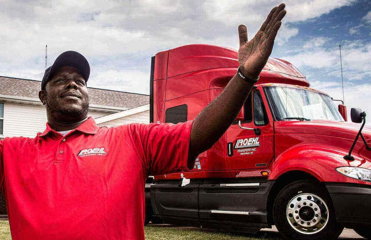 Roehl Transport to Increase Driver Pay Per Mile