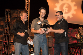 Third Time the Charm for Rush Tech Rodeo Champ