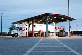 Ryder Offers Renewable Diesel at San Francisco Facility