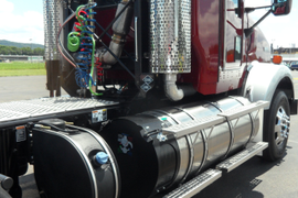 KW Exec: Natural Gas Gaining Popularity but Diesel Will Still Dominate
