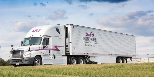 Southern Refrigerated Transport announced its second pay bump in six months. Photo: Southern...