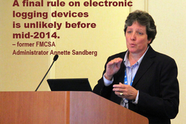 Regulatory Climate Explored at Zonar Conference