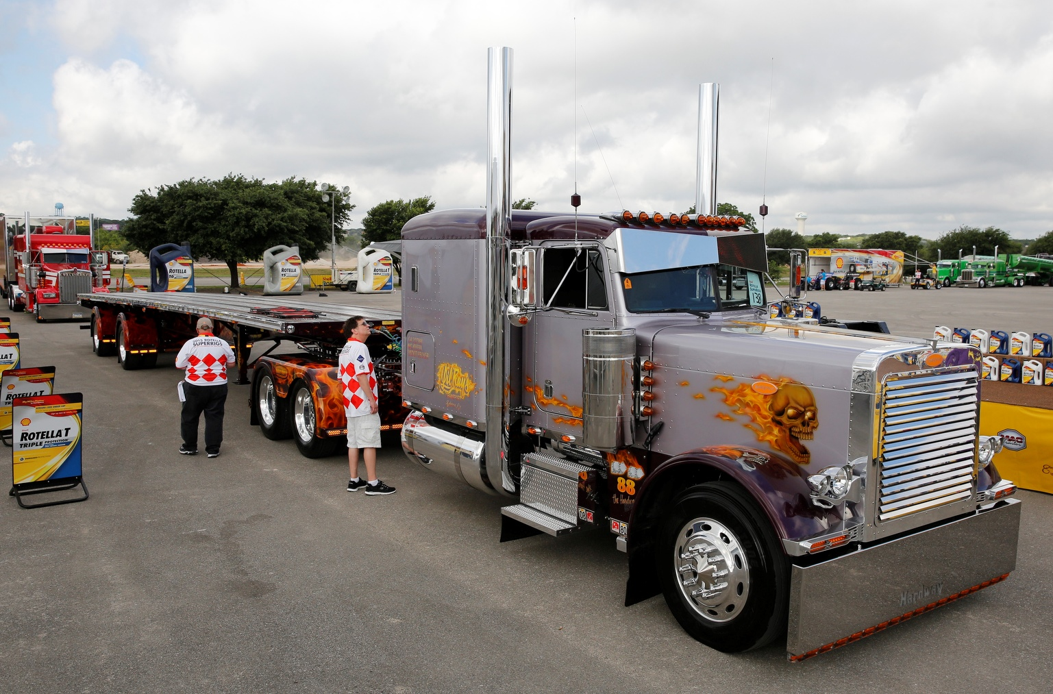 Shell Reveals SuperRigs Winners
