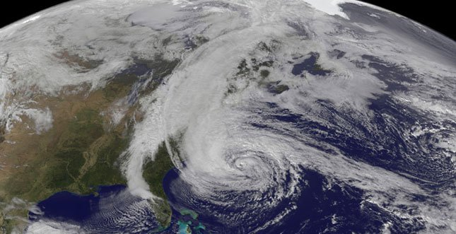 Superstorm Sandy Continues to Wreak Havoc on Highways