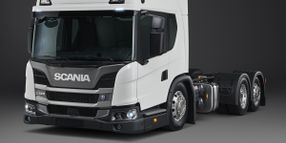 Scania Rolls Out Future-Oriented Urban Hauler