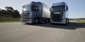 Scania Introduces New Model 10 Years in the Making