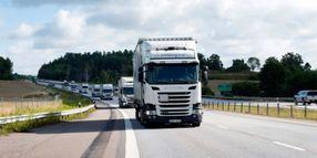 UK Announces Series of Truck Platoon Tests