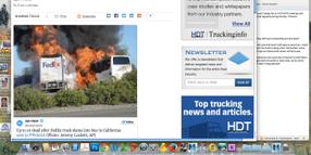 NTSB Investigating FedEx Freight-Bus Crash That Killed 10