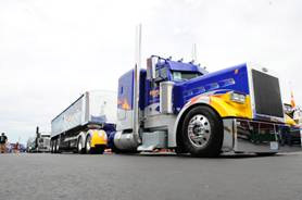 Shell Rotella SuperRigs Goes To Virginia on June 10-12