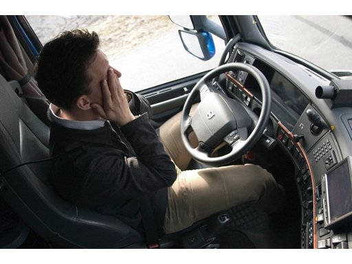 Eye-Opener Report: FMCSA Should Boost Driver-Fatigue Research