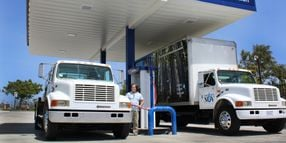SoCalGas Opens CNG Station for California Fleets
