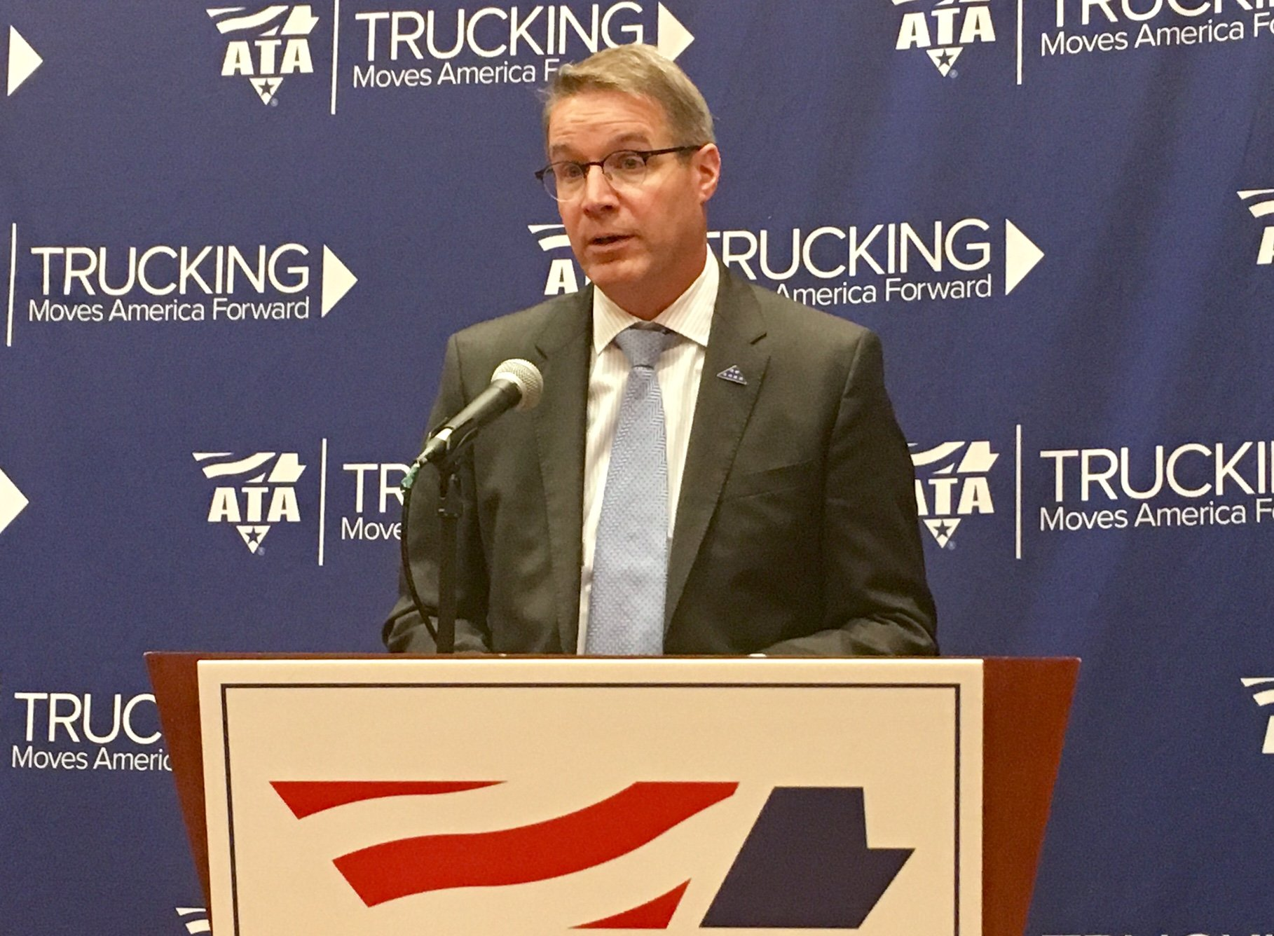 ATA's Spear Slams Proposed Speed-Limiter Rule