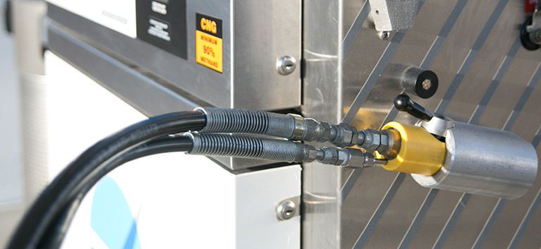 Partnership Offers Combined CNG Vehicle and Fueling Solution