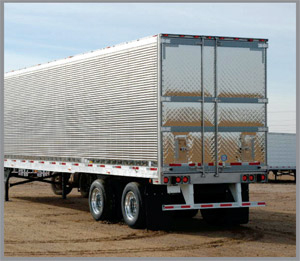 Trailer factory shipments did not hold up too well in 2009.