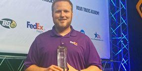 FedEx Freight Dominates 2017 TMC SuperTech Competition