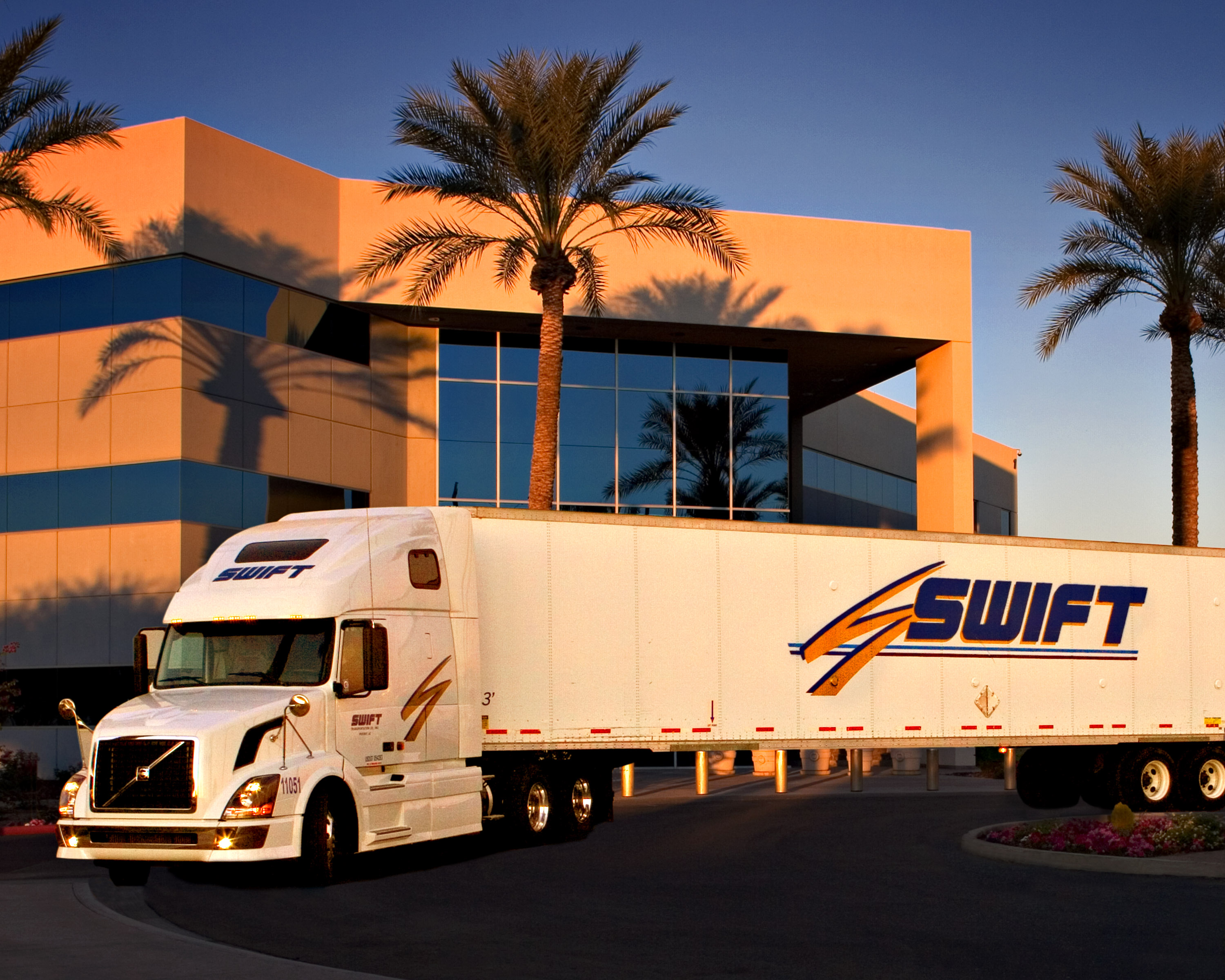 Swift Earnings Increase Due to Pickup in Truckload and Intermodal Operations